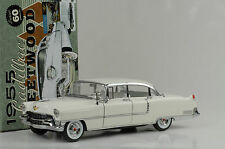 1955 Cadillac Fleetwood Series 60 Special white weiss 1:18 Greenlight