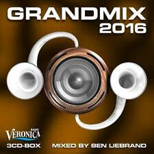Ben Liebrand - Grandmix 2016  new 3 cd box