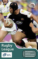 Rugby Football League-Rugby League  BOOK NEW