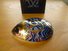 Royal Crown Derby Computer Mouse Paperweight Bxd