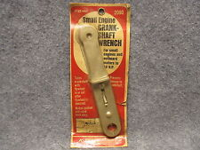 K-D Tools 2090 Small Engine Crank-Shaft Wrench Vintage NOS New Old Stock