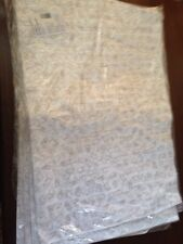 NEW!-Dolce & Gabbana DG Xmas Wrapping Paper Sealed! Jung Design Silk Paper Male