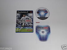 PRO EVOLUTION SOCCER 2012 - PES 12 for PLAYSTATION 2 'VERY RARE'