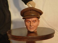 1/6 Scale, Dragon, DiD, BBI, WW2, British Officers Hat, Cap with visor OSU #3A