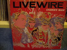 LIVEWIRE - CHANGES MADE , A & M 1981 , EX/M- ,LP