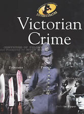Peter Chrisp Victorian Crime (History Detective Investigates) Very Good Book