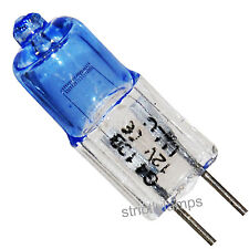 10 x White Light G4 12v Halogen Light Bulb Capsule 10w Blue Bulb G4