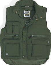 Delta Plus Panoply Sierra Bodywarmer Gilet Work Vest Jacket Coat BNWT