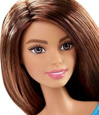 Barbie NUDE Made to Move Teresa Articulated Ultimate Posable Doll Brunette 4OOAK