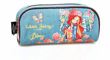 Official Winx Club Fairy Girls Ladies Cosmetic Make Up Bag