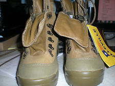 New With Tags Belleville MCB 950 Combat Hiker Military Boots Size 7 1/2 R