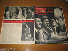 SORRISI E CANZONI=1956/50=QUARTETTO CETRA=NUNZIO GALLO=MIRANDA MARTINO=