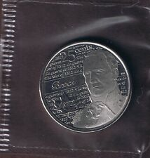 WAR OF 1812  MINT SEALED CANADA 2012 COIN FOR- SIR ISAAC BROCK - 25¢ QUARTER ♪A♪