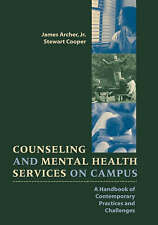 Counseling and Mental Health Services on Campus, James Archer Jr.