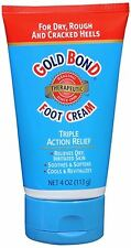 Gold Bond Foot Cream Therapeutic 4 oz (Pack of 2)