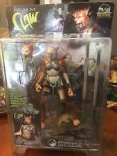 2001 Zynda Realm Of The Claw Stan Winston Creatures MOC Thunder cats