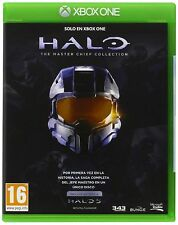 Xbox One Halo The Master Chief Collection Nuevo Precintado Pal España