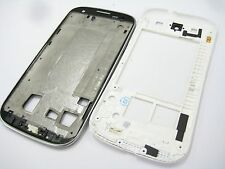 Full Housing cover with side keys for samsung galaxy S3 GT-i9300 white