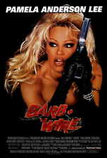 BARB WIRE Movie POSTER 27x40 Pamela Anderson Temuera Morrison Jack Noseworthy