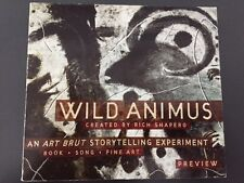 Wild Animus - Book - Song - Fine Art By Richard Shapero Preview Set