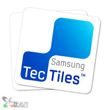 Genuine Original Samsung TecTiles NFC Stickers for SM-N910VZKEVZW Galaxy Note 4