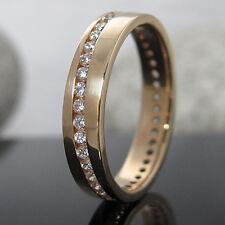 Memoirering Ring mit 0,34ct Brillant TW-si  in 750/18K Gelbgold Neu