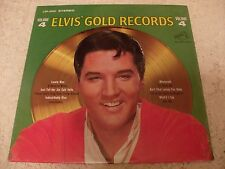 ELVIS PRESLEY GOLD RECORD VOL 4 1968 RCA LSP-3921 STEREO W/MEGA RARE BONUS PHOTO