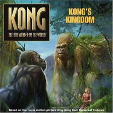 King Kong: Kong's Kingdom (Kong: The 8th Wonder of the World), Julia Simon-Kerr,