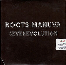 ROOTS MANUVA 4everevolution 2011 UK numbered 17-track promo CD