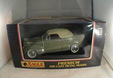 Eagle collectibles Chevrolet Deluxe Convertible 1941 neuf en boite 1/18 rare MIB