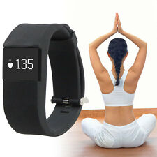 Bluetooth Smart Watch Bracelet Band Heart Rate Monitor Sport Fitness Trackers