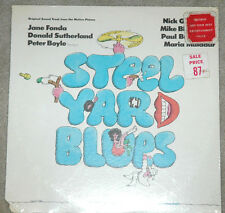 STEELYARD BLUES Soundtrack RARE SEALED Mike Bloomfield PAUL BUTTERFIELD R&B