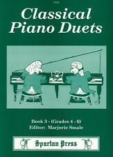 Classical Piano Duets Book 3 Piano Duet