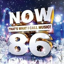 NEW Now That's What I Call Music!, Vol. 86 CD (CD) Free P&H