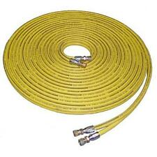 REPLACES CLEMCO 02516 TLR REMOTE CONTROL TWINLINE HOSE 16' LONG WITH COUPLINGS