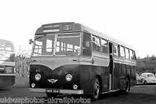 Aldershot & District 253 MOR584 AEC MU3RV 6x4 Bus Photo Ref P119