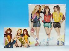CD + Group Photo Card Orange Caramel Japan LIPSTICK Ram's Love Song
