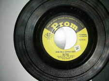 RARE 45 The Fool Song For a Summer Nigtht / Tonight You Belong To Me  Prom  VG