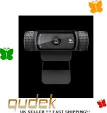 Logitech C920 Hd Pro Webcam 1080p vídeo Portátil, Pc, Notebook-a Estrenar!!!