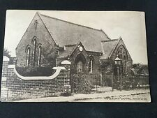 Wesleyan Chapel Reedness Goole East Yorkshire Mint Vulcan Series B/W Real Photo