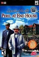Agatha Christie: Peril at End House, New Windows Video Games