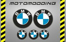 Pegatinas logotipo BMW vinilos adhesivos stickers decals autocollant calcas