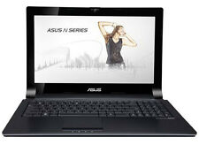 Notebook ASUS N53SV i7 RAM 8GB HDD 750GB BLUray