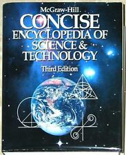 CONCISE ENCYCLOPEDIA OF SCIENCE & TECHNOLOGY ~ 3rd EDITION ~ 1st PRINT HUGE HC