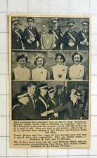 1957 St Ives Nursing Team, James, Wilcock, Care, Holyoake St John's Ambulance
