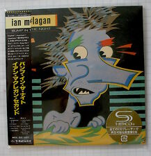 IAN McLAGAN - Bump In The Night JAPAN SHM MINI LP CD NEU UICY-93983