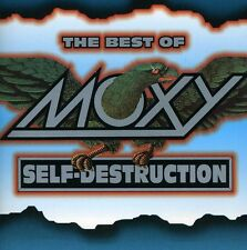 Best Of-Self-Destruction - Moxy (2000, CD NEUF)