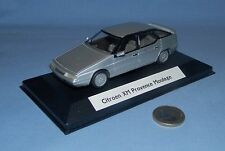 PROVENCE MOULAGE 1/43 : CITROEN XM BERLINE ARGENT METAL (FONDS DE STOCK)
