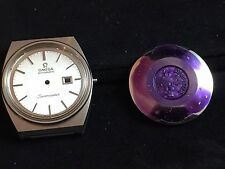Omega Seamaster 7031 166.0212 dial and case SWISS NOS - mint Stainless