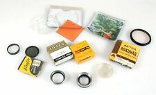 MISC. FILTERS   ADAPTERS, SET OF 14